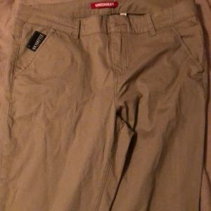 Union Bay New with tags, khaki pants